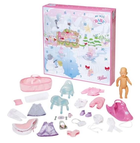 baby born adventni kalendar Adventní kalendář Bb | EasyToys.cz baby born adventni kalendar