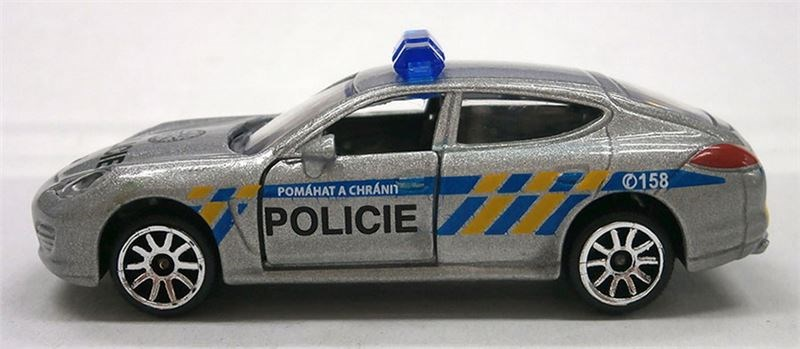 Auto Policejni Kovove Easytoys Cz