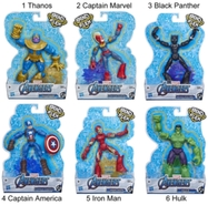 Avengers figurka Bend and Flex