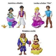Disney Princess Mini princezna a princ