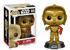 Funko POP Star Wars: EP7 - C-3PO