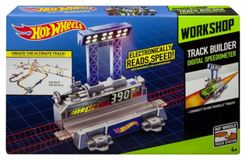 HOT WHEELS TRACK BUILDER VELKÝ SET