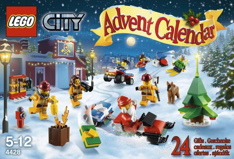 lego city adventni kalendar LEGO? City Adventní kalendář | EasyToys.cz lego city adventni kalendar