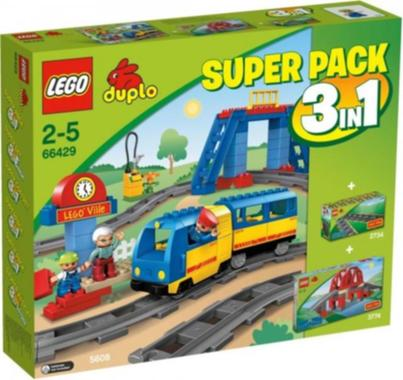 LEGO DUPLO 66429 - VP train