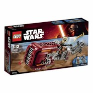 Lego Star Wars 75099 Reyův Speeder