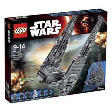 Lego Star Wars 75104 Kylo Ren s Command Shuttle