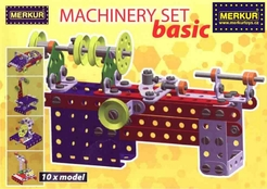 Merkur Machinery Set basic