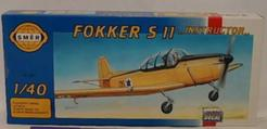 Model Fokker S 11 Instructor 1:40