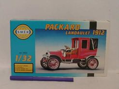 Model Packard Landaulet 1912  1:32