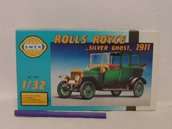 Model Rolls Royce Silver Ghost 1911 1:32