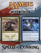 MTG: Duel Deck 2014  - Speed vs. Cunning™