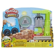 Play Doh Wheels Stavba