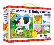 Puzzle - Mother and Baby Farma