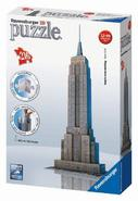 RAVENSBURGER EMPIRE STATE BULDING 3D PUZZLE