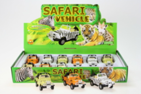 Safari jeep 12/balení