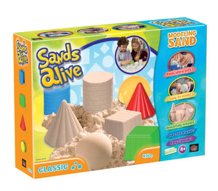 Sands Alive! - set Klasik