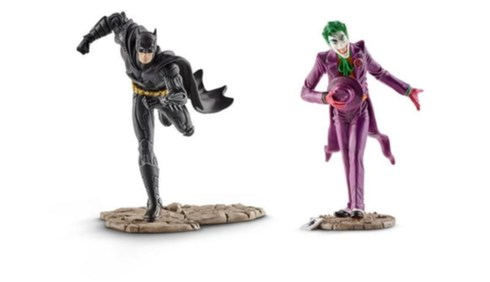 Schleich Scenery set Batman