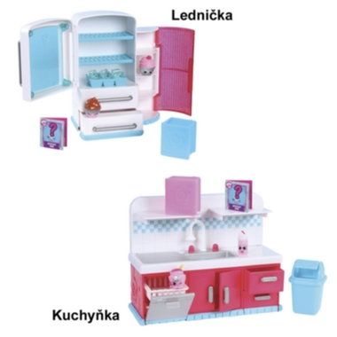 Shopkins S6 Herní set