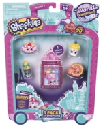Shopkins S8 - 5 pack