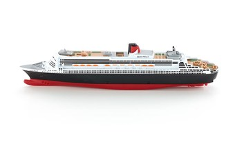 SIKU Super - Loď Queen Mary II