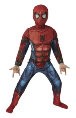 Spiderman Homecoming Deluxe - vel. M