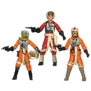 Star Wars - SET 3 FIGUREK ASSORT