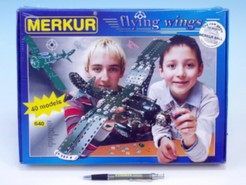 Stavebnice MERKUR Flying wings 640ks