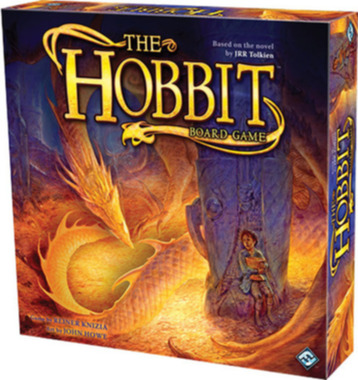 The Hobbit - Board Game