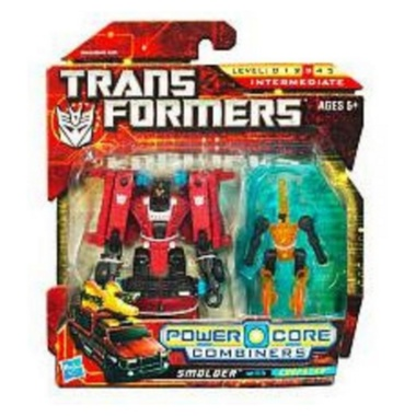 Transformers- 2 pack Transformers a auto
