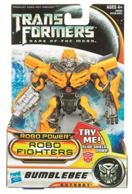 TransFormers- ROBO POWER FIGURKY BEZ TRANSFORMACE