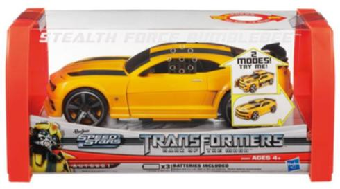 TransFormers - STEALTH FORCE - BUMBLEBEE
