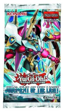 Yugioh: Judgment of the Light Booster (1/24)